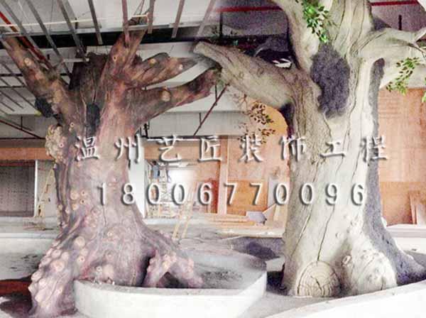 假树——嘉善县裕华家具市场